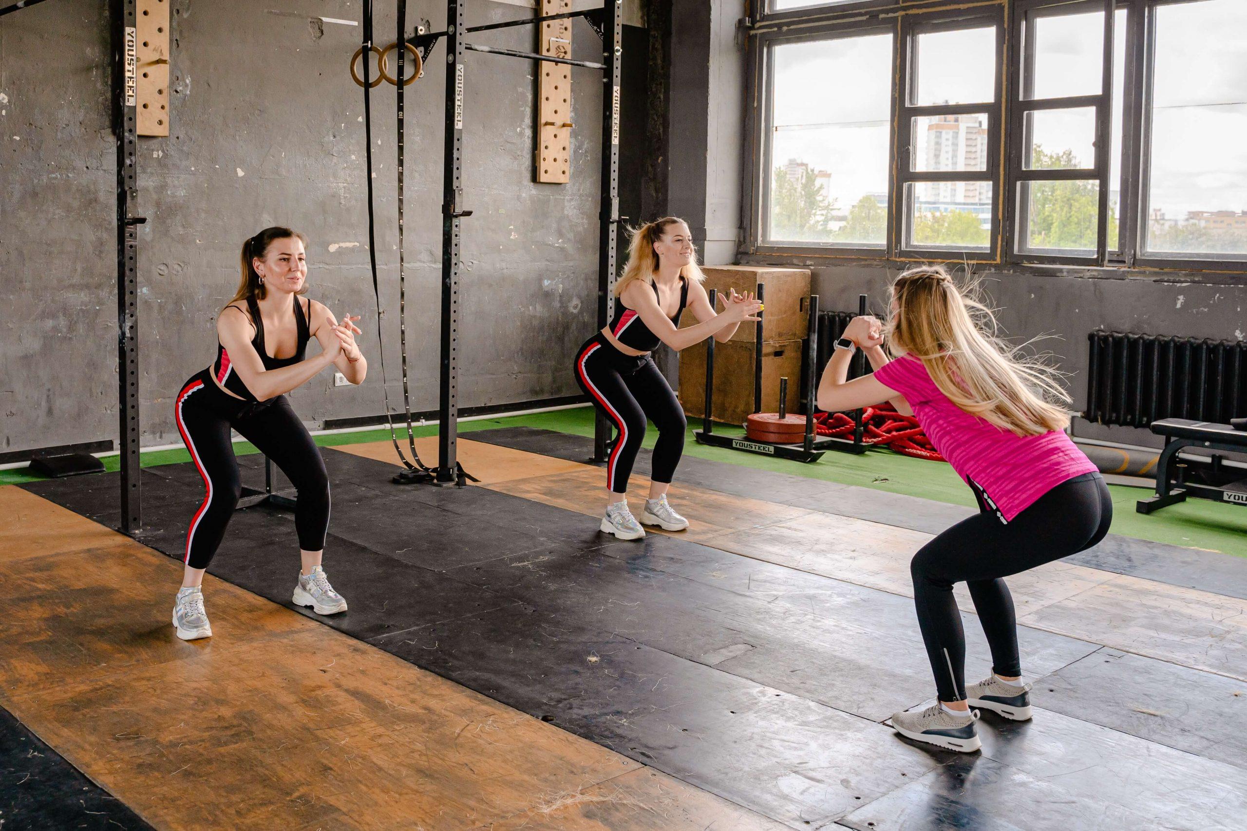 remise en forme squats